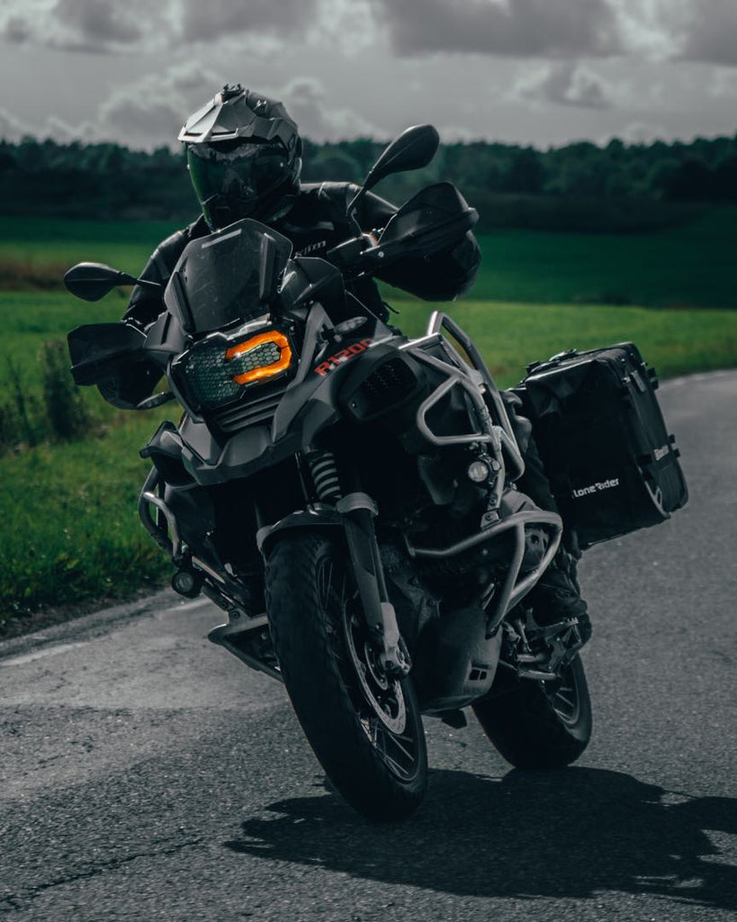 BMW R 1200 GS - not bad, but not as good as the R 1250 GS