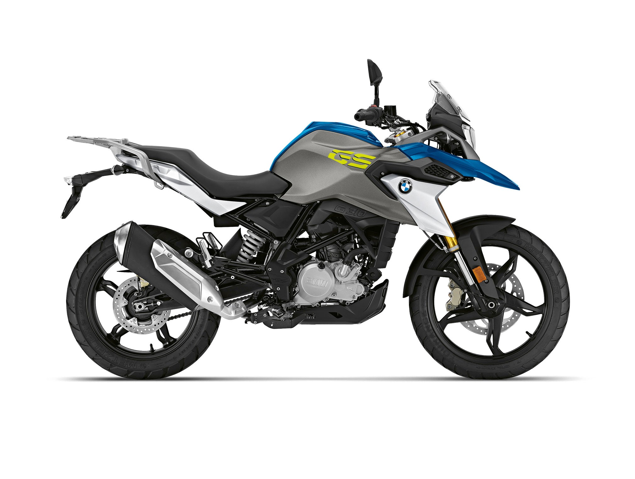 BMW G 310 GS - price starting at $5,795
