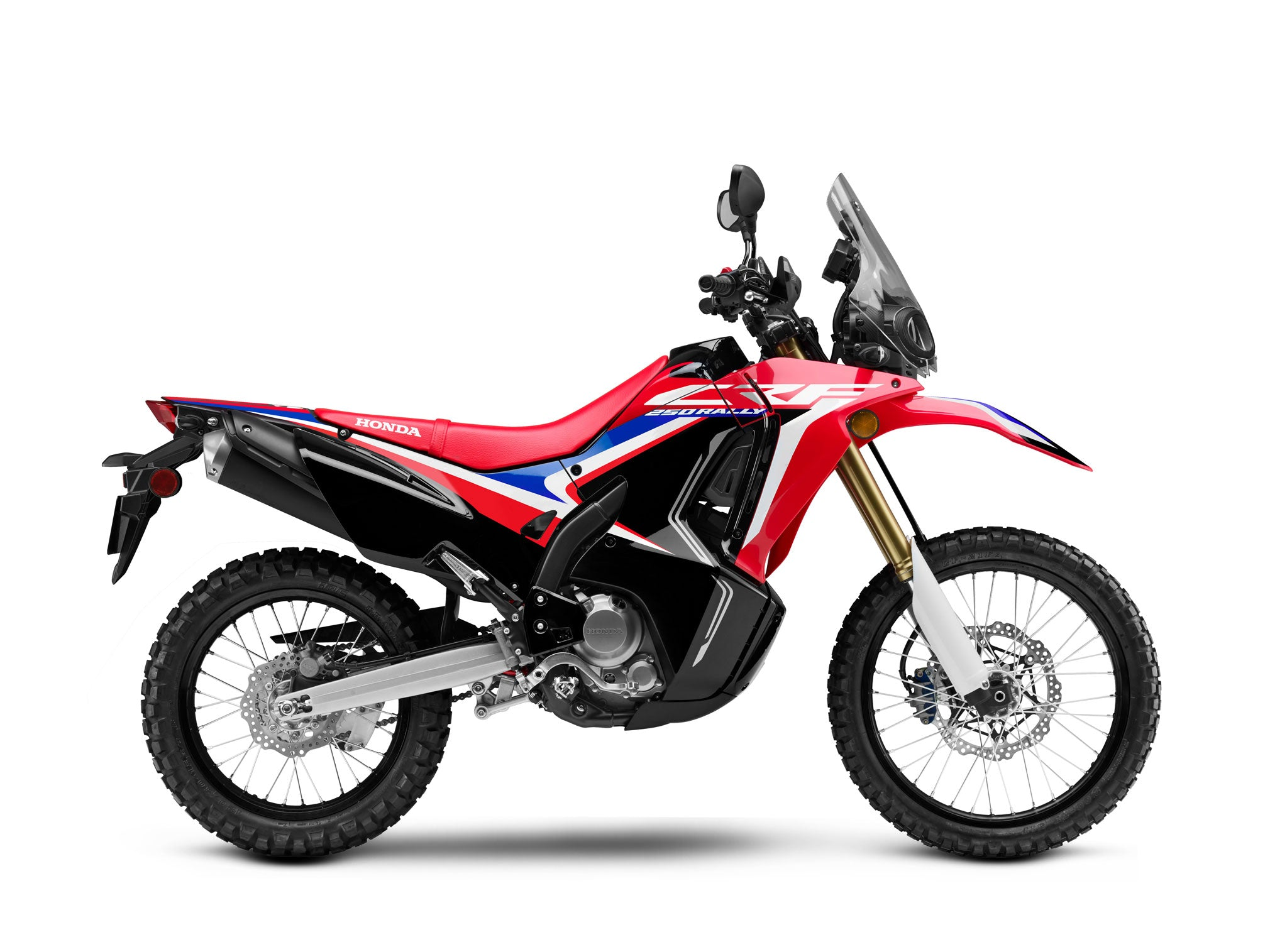 Honda CRF250L Rally – price starting at $5,199