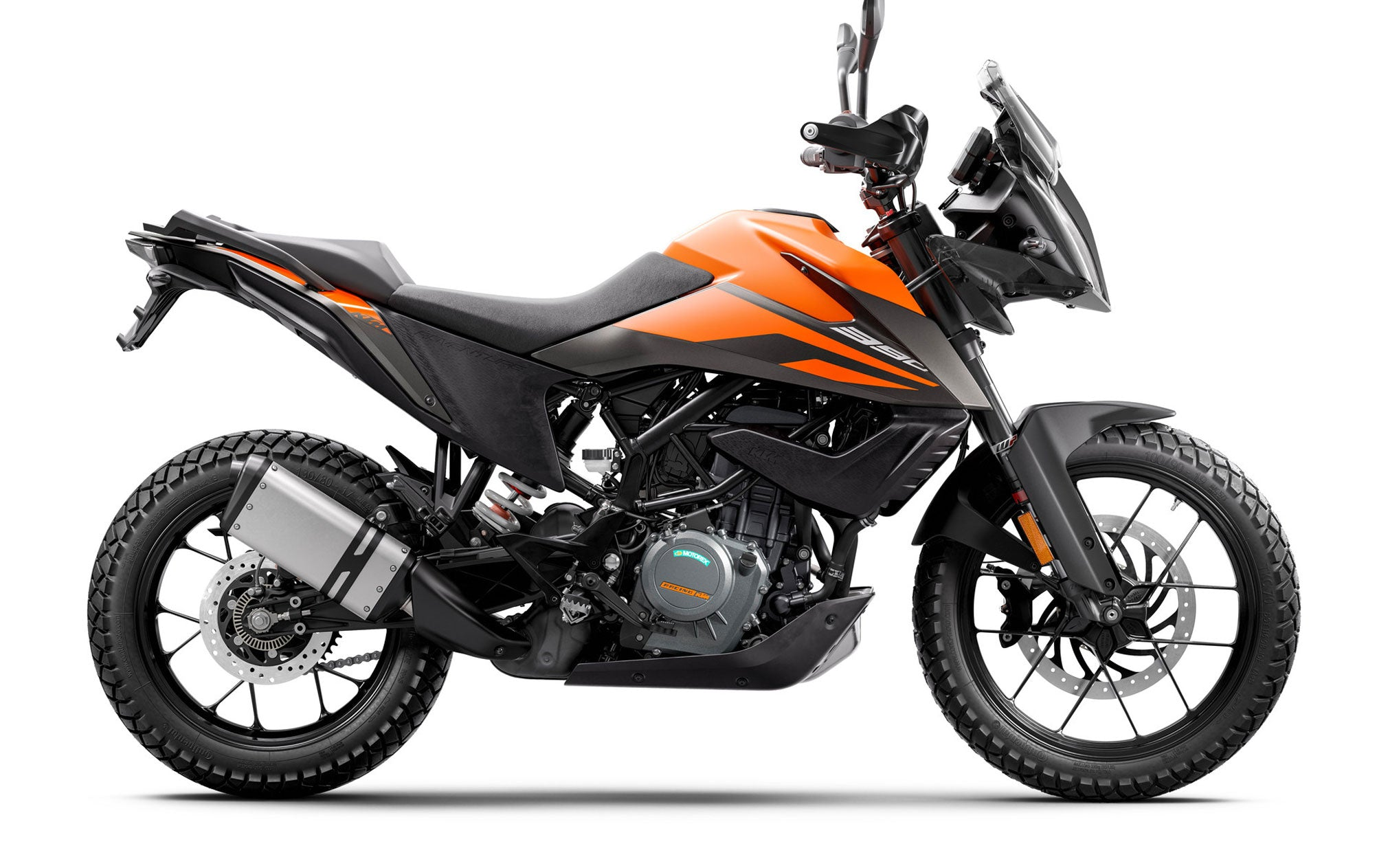 KTM 390 Adventure – price starting at $6,199