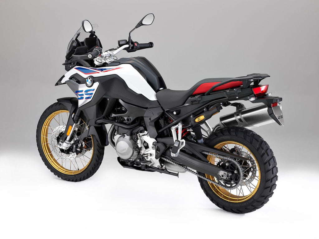 BMW F 850 GS vs F 800 GS: engine changes