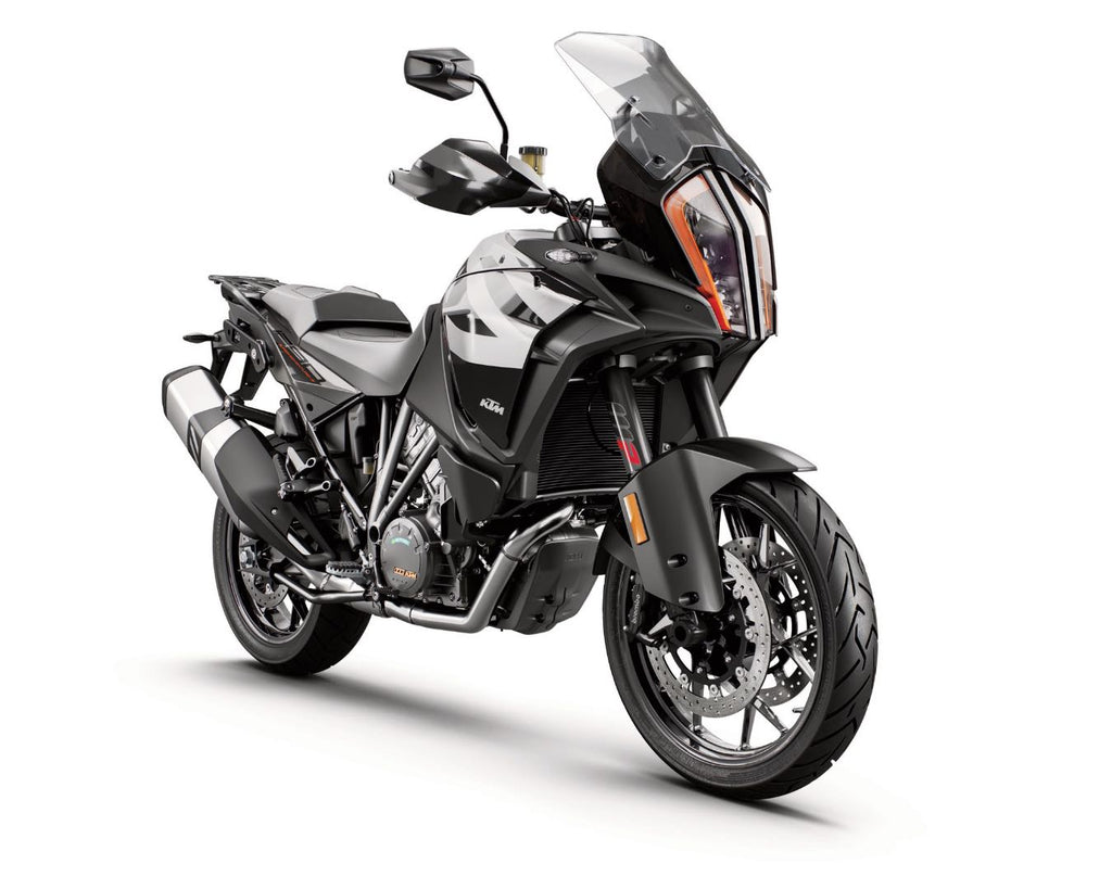 KTM 1290 Adventure vs R 1200 GS