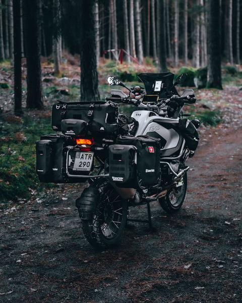 Adventure Motorcycle Trip Checklist Lone Rider Blog