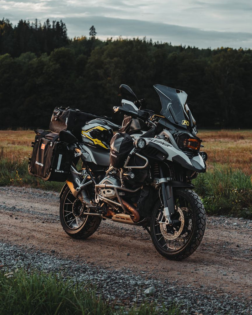BMW R 1250 GS Accessories: MotoBags