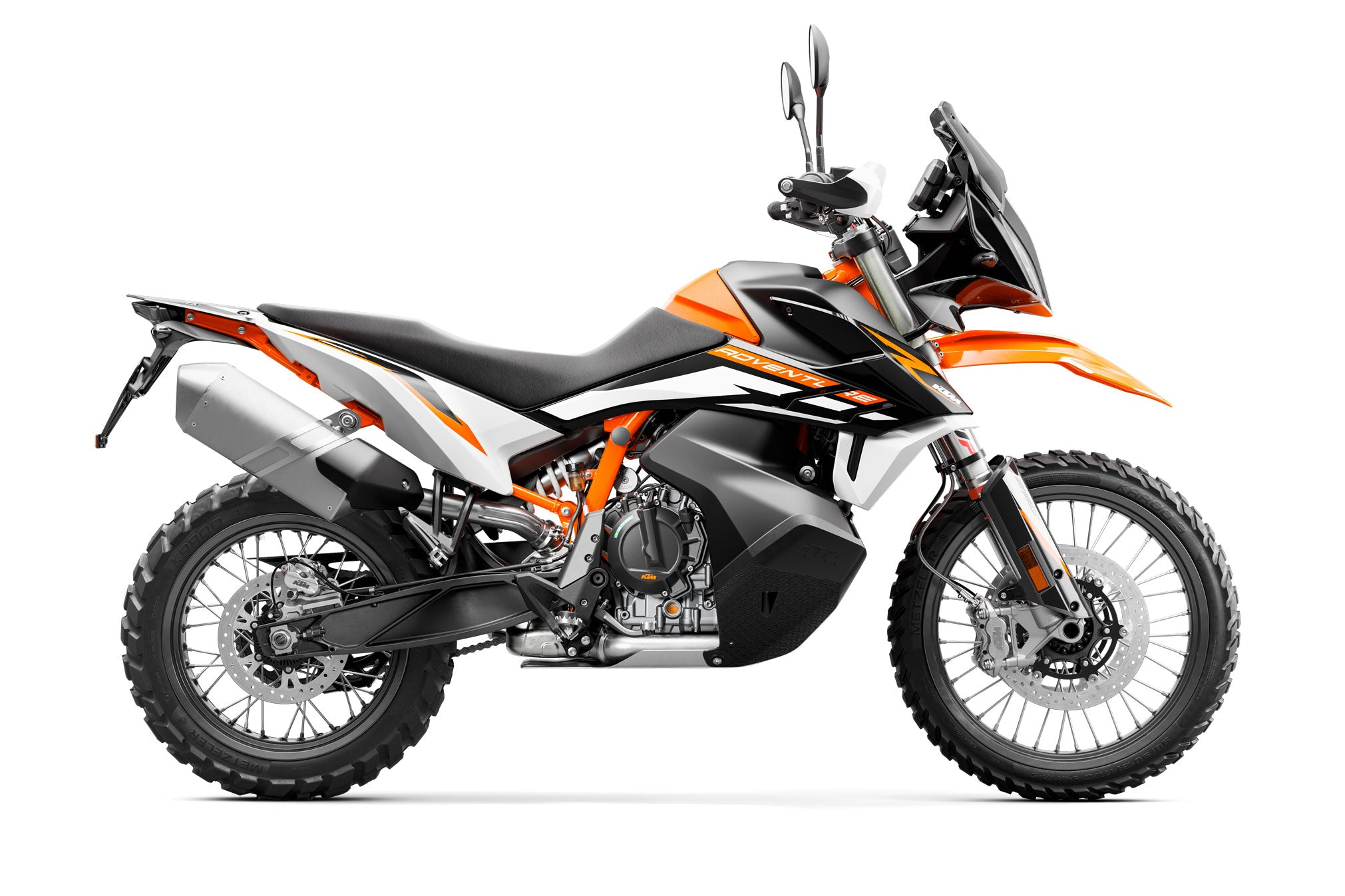 KTM 890 Adventure R for accessories