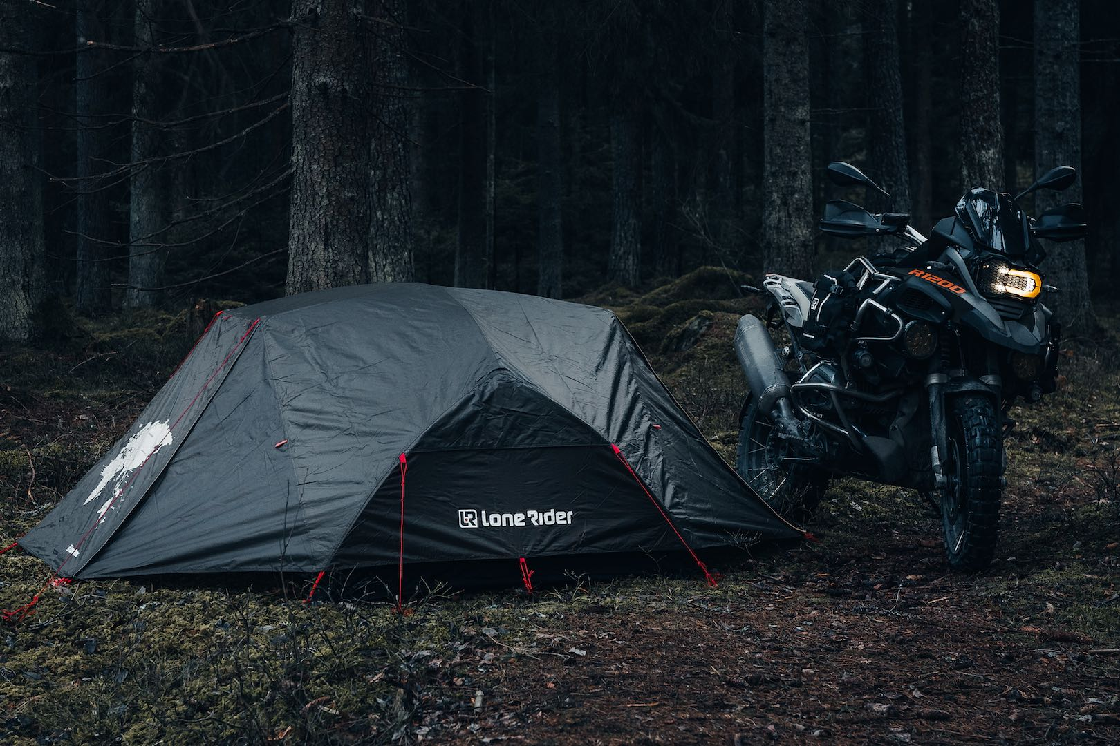 Top 5 Cold Weather Camping Tips for ADV Motorcyclists