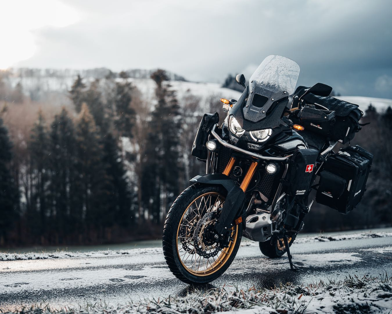 cold weather riding tips