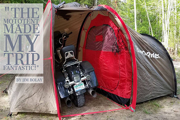 Lone Rider MotoTent photo and review - best Motorcycle and Motorbike c&ing tent & LONE RIDER: The Motorcycle Tent MotoTent