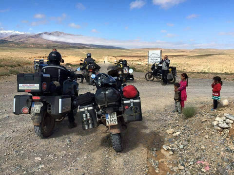 Top 10 Motorcycle Touring Tips Guide: ADV Style- photo by Lone Rider MotoTent v2 customer