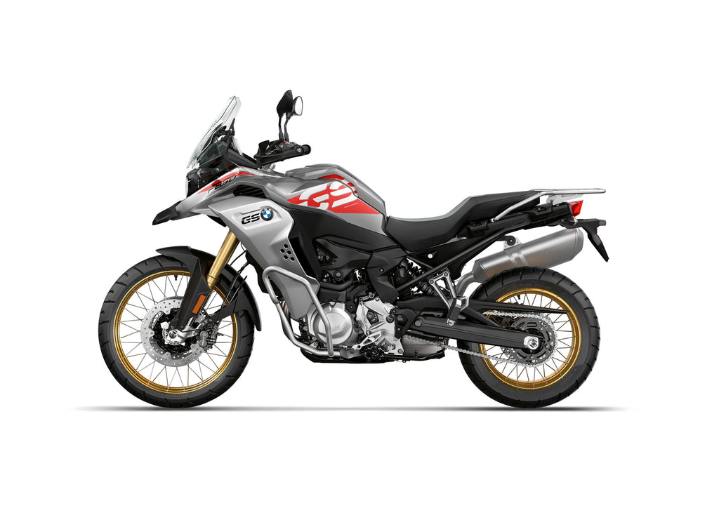 BMW F 850 GS advantages