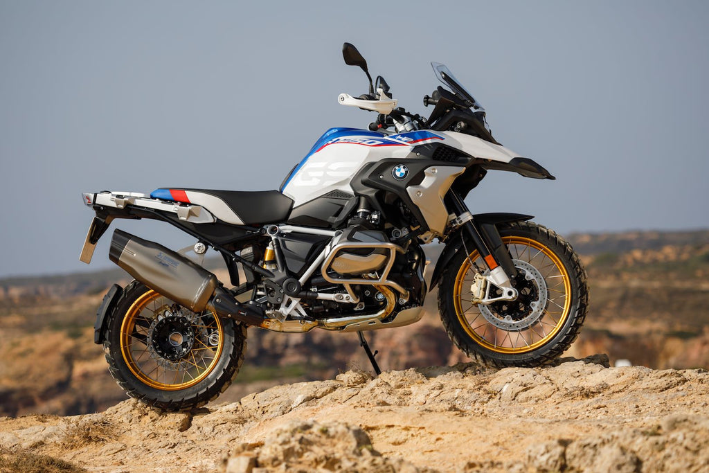 BMW R 1250 GS latest adventure bike history