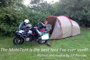 MotoTent v2 - Lone Rider - Motorcycle Tent and Camping Expert