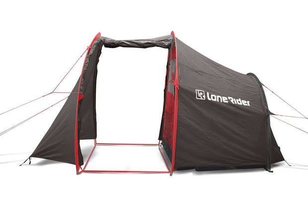 MotoTent - Tent for Adventure Motorcycle by Lone Rider