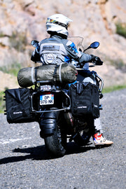 Lone Rider Racks - Lone Rider - Motorcycle Tent and Camping Expert