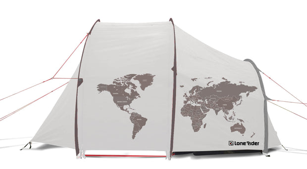 Tent for Honda CRF1000L / CRF1100L Africa Twin