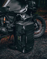 Overlander 48l, 30l Motorcycle Bag by Lone Rider