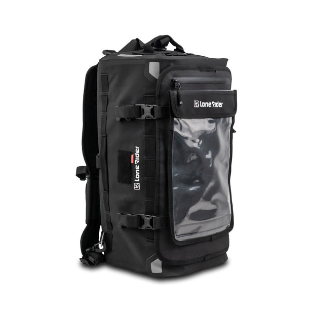 Overlander - Motorcycle bag and backpack