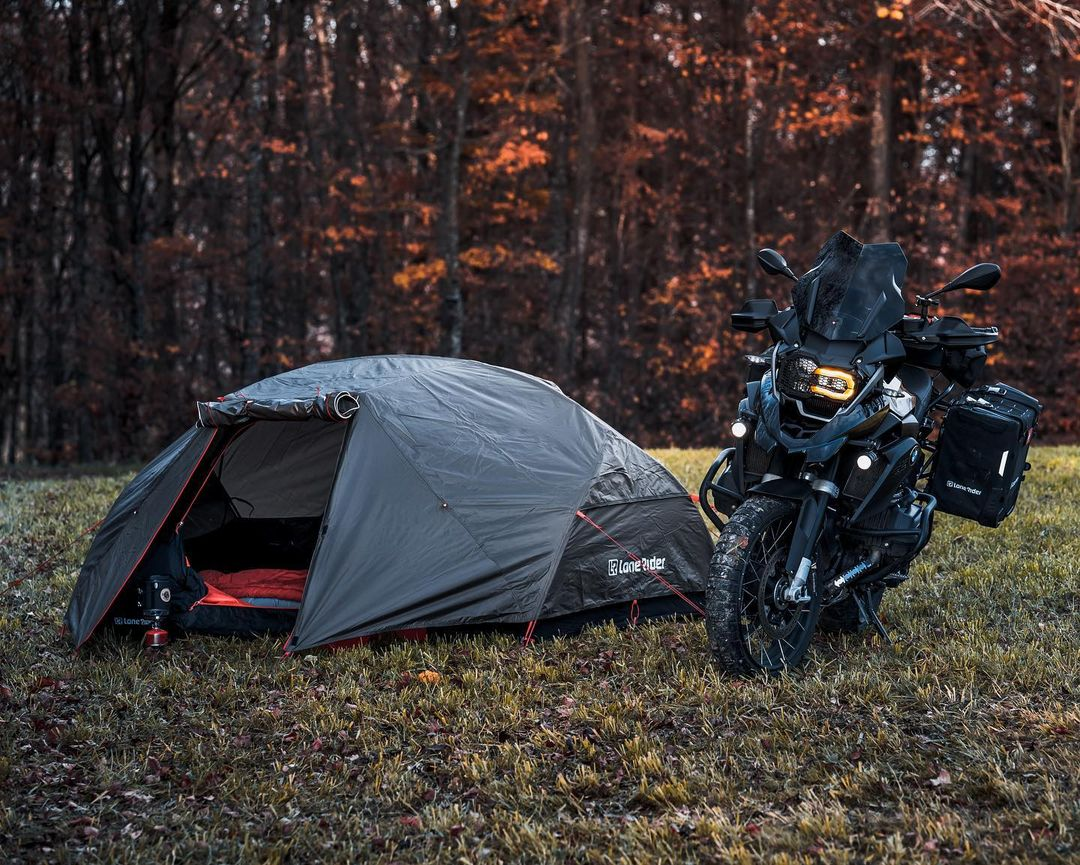 Lone Rider ADV Tent for camping