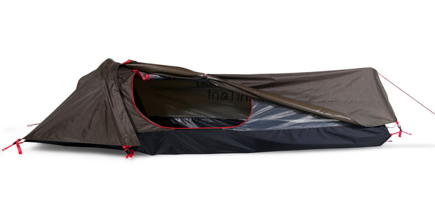 MiniTent - ultra light Motorcycle Tent by Lone Rider