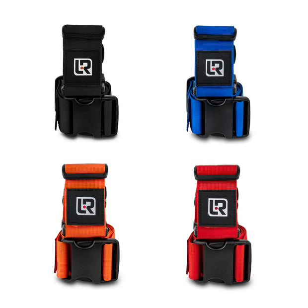 MotoBags color straps
