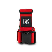 MotoBags color straps - red