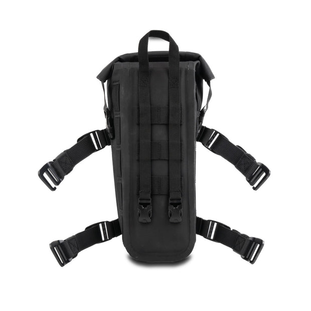 TallBag motorcycle bag with straps