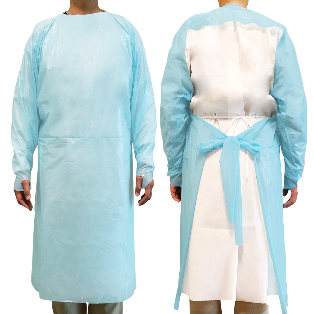 AB1003 Isolation Gown [10PCS/package]