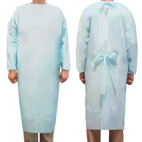 AB1004 Isolation Gown [10PCS/package]