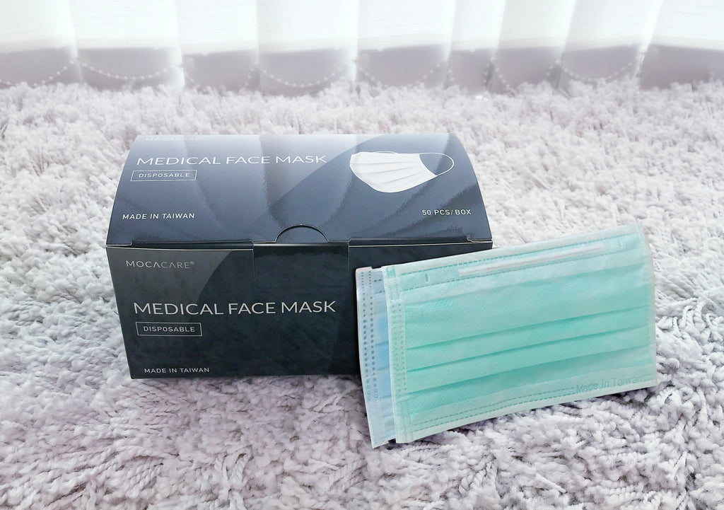 [10 Boxes] MOCACARE Face Mask  | Medical Grade | enter FREESHIP10 For free shipping for 10+ boxes