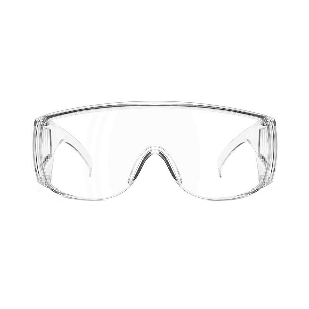 Safety Glasses Over Glasses Goggles Protective Eyewear for Work - Anti Fog Shooting Glasses Eye Protection with Clear Vision(5 pack)
