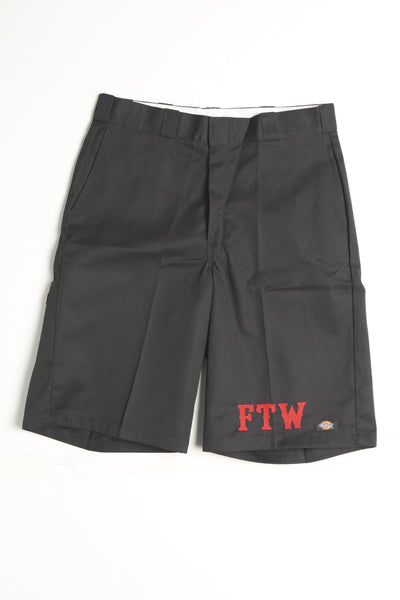 FTW Embroidered Shorts