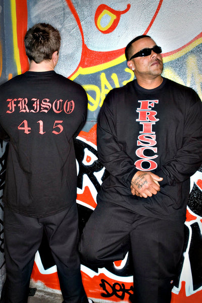 Frisco Vertical Long Sleeve
