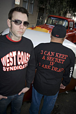 West Coast Syndicate Long Sleeve