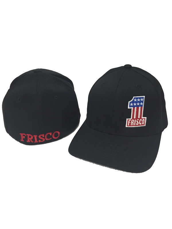 Frisco #1 Side Stitch Flex Fit
