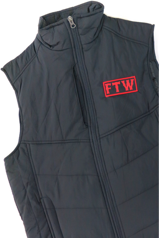 FTW Mens Puffy Vest