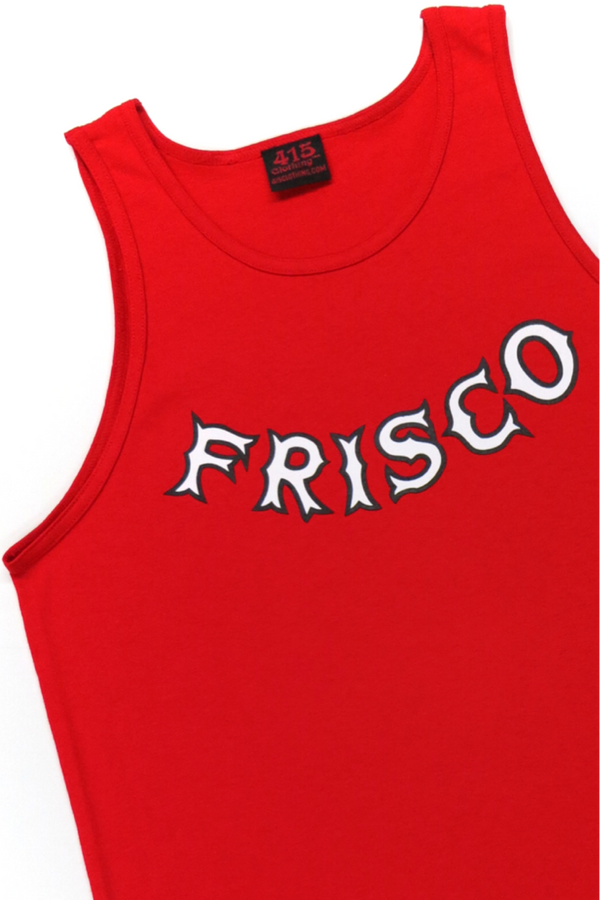 Frisco 415 Men's Tank Top