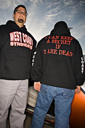 West Coast Syndicate Hooded Sweatshirt