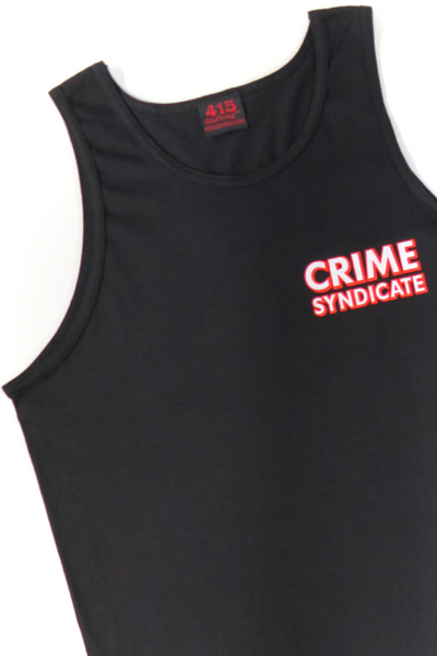 Crime Syndicate Men's Tank Top