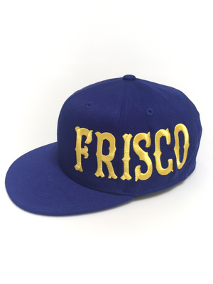 Large Frisco Flat Bill