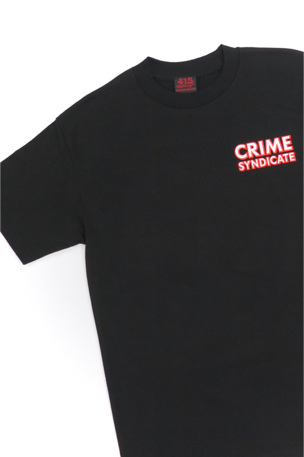Crime Syndicate Short Sleeve