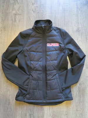 Ladies California Soft Shell Jacket