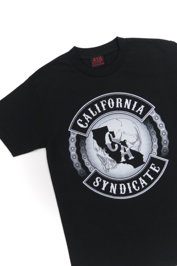 California Syndicate Short Sleeve