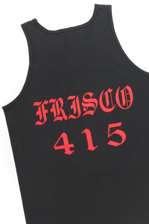 Frisco Vertical Men's Tank Top