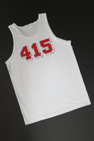 415 Team Men's Tank Top