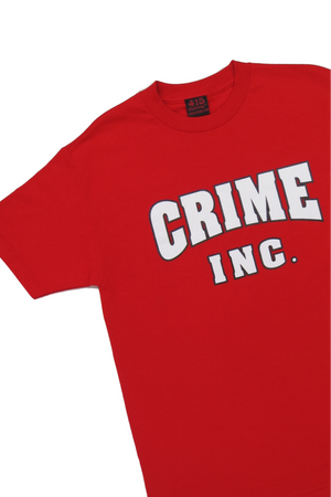 Crime Inc. Men's Short Sleeve