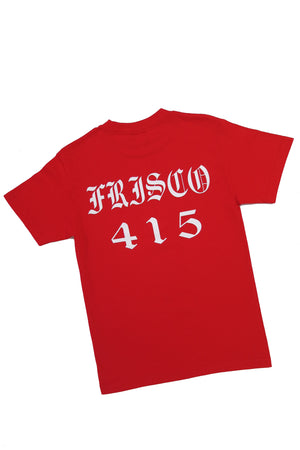 Frisco Vertical Short Sleeve
