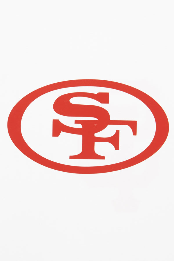 SF 49ers Vinyl Sticker