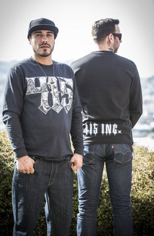 415 Gangster Long Sleeve