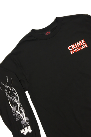 Crime Syndicate Long Sleeve