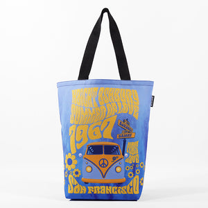 Groovy Haight Tote Bag